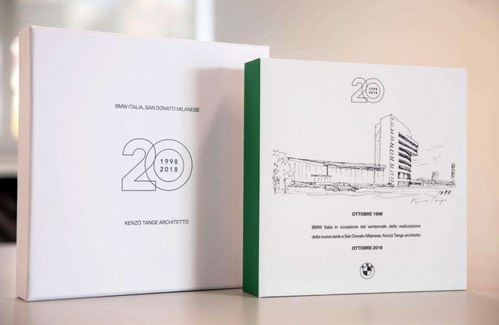 BMW Italia festeggia i 20 anni della sede di San Donato ...